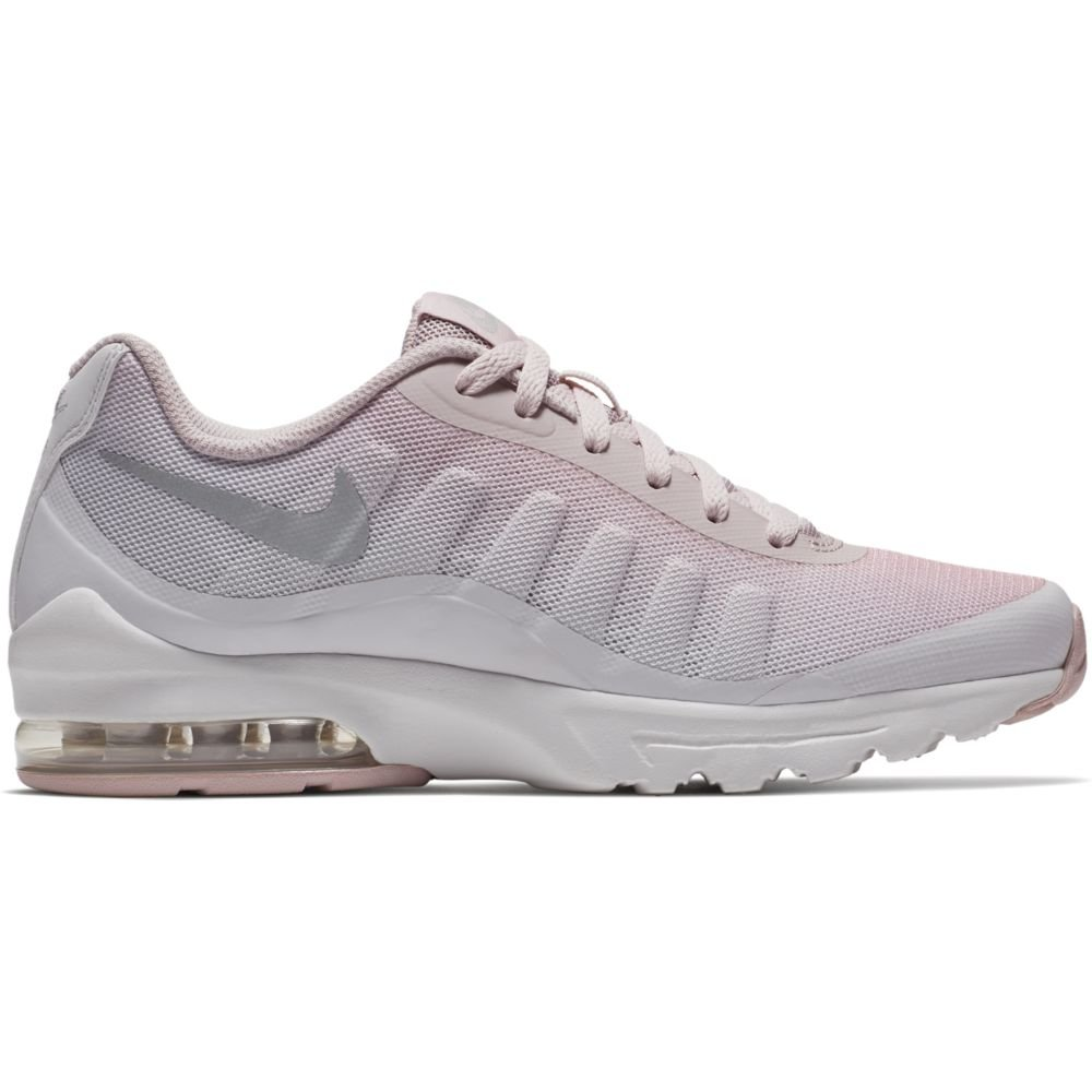 NIKE Women's Air Max Invigor Print Running Shoe B0733V5S4G 9.5 B(M) US|Vast Grey/Metallic Silver-particle Rose