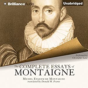 The Complete Essays of Montaigne Audiobook
