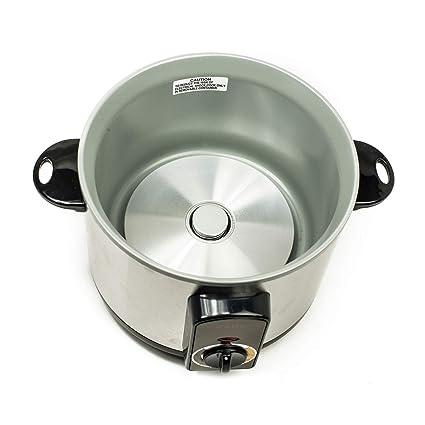 6da2ebebecc Amazon.com  PARS Automatic Persian Rice Cooker (10 CUP)  Kitchen   Dining
