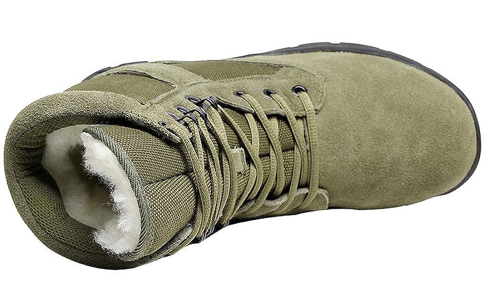 Icegrau Herren Schneestiefel Wasserdicht Rutschfest Outdoor Stiefel Stiefel Stiefel Wanderstiefel 476198