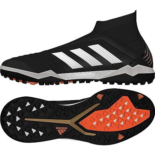 best cheap a1d99 1719a adidas Predator Tango 18+ Tf, Scarpe da Calcio Uomo, Nero  CblackFtwwhtSolred, 44 EU Amazon.it Scarpe e borse