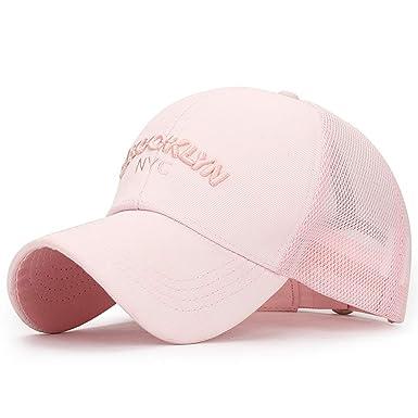 kyprx Nueva Tendencia de Malla de Malla para Mujer Color Rosa ...