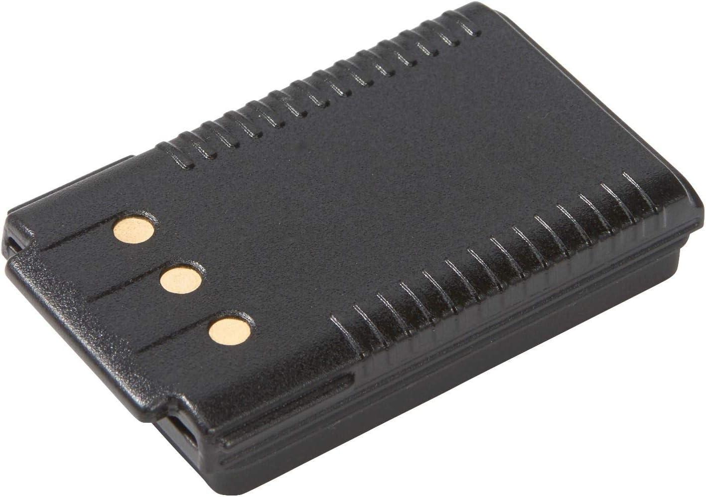 Includes Yaesu SBR-24LI 1,800mAh Li-ion Battery SBH-28 Desktop Rapid Charger and Ham Guides TM Quick Reference Card 3 Items Yaesu FT-70DR Accessory Bundle