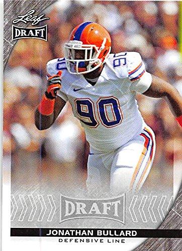 purchase cheap a0d7c 0a5c2 Jonathan Bullard Football Card (Florida Gators, Chicago ...