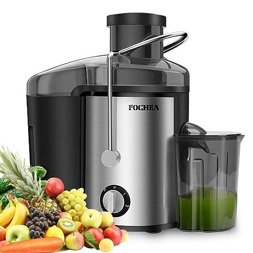 Licuadora para frutas y verduras de acero inoxidable FOCHEA ...