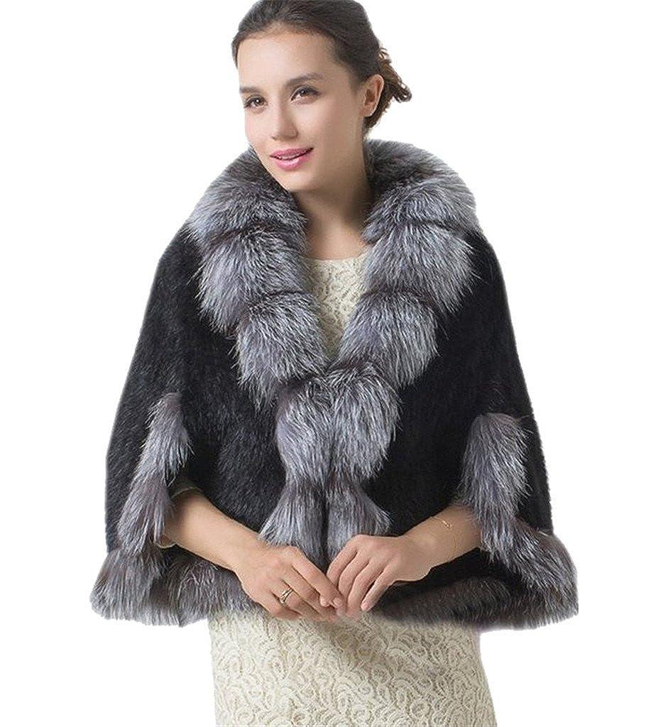 Amazon.com: YR.Lover - Chaqueta de piel de menta para mujer ...