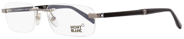 0be91f9301 Amazon.com  Montblanc MB9101 Eyeglass Frames - Frame A36