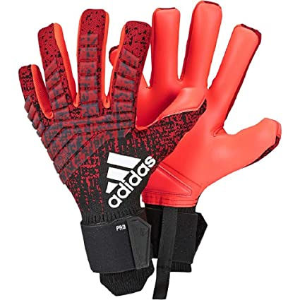 d73a112c344 Amazon.com : adidas Predator PRO Goalkeeper Gloves Initiator Pack Active red  Goalkeeping Gloves for Soccer : Sports & Outdoors