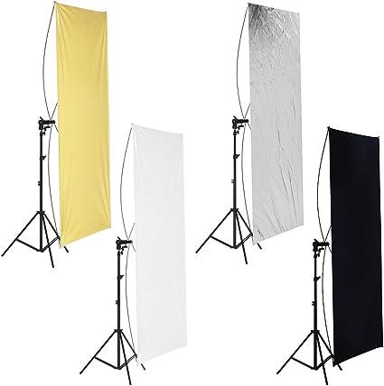 Neewer 90 X 180 Cm Foto Studio Flat Panel Light Kamera
