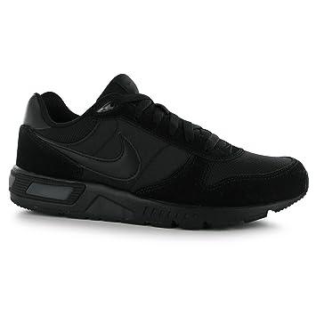 Nike Nightgazer - Zapatillas para Hombre, Color Negro/Negro/Gris Casual Zapatillas Zapatos Calzado, Black/Black/Grey: Amazon.es: Deportes y aire libre