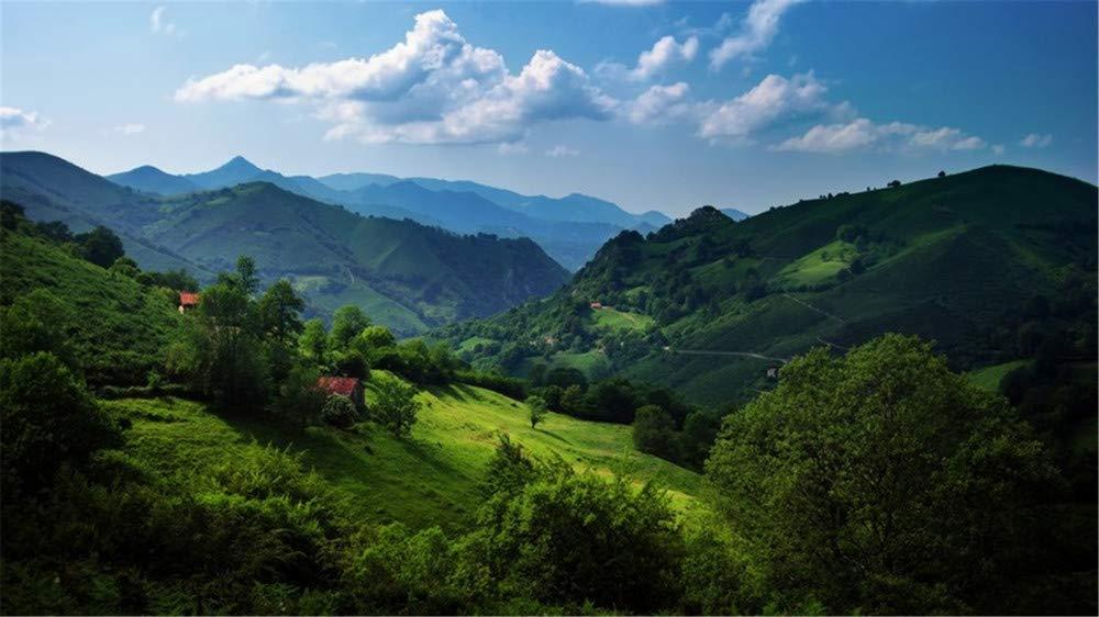 HCYEFG Puzzle Puzzle 1000 1000 1000 Stück Cantabrian Mountains_ Landschaft Für Erwachsene Kinderfreund DIY d2a631