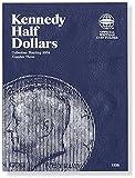 : Kennedy Half Dollars Folder Starting 2004 (Official Whitman Coin Folder)
