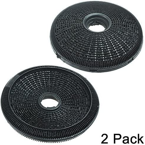 First4Spares Charcoal Carbon Cooker Extractor Hood Filters For Diplomat De Dietrich Brandt Teka x2