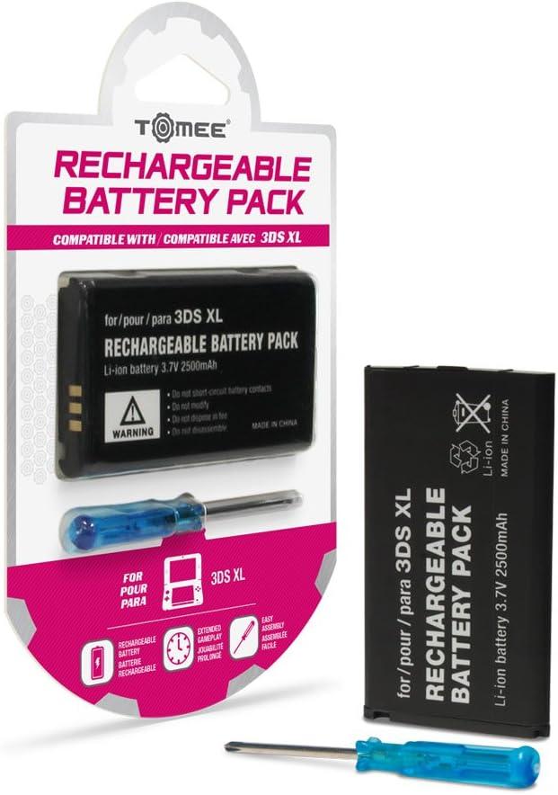 Batterie De Rechange Pour Console Nintendo 3ds Xl Et New 3ds Xl Amazon Fr Jeux Vidéo