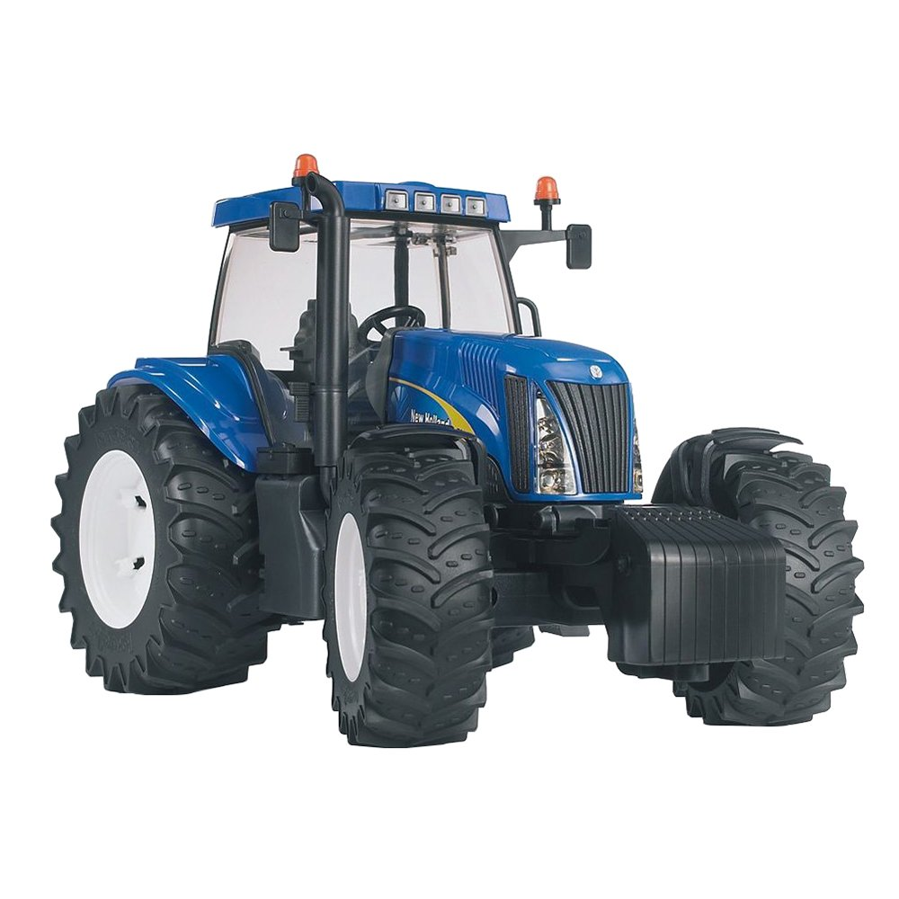 Bruder Tractor New Holland T