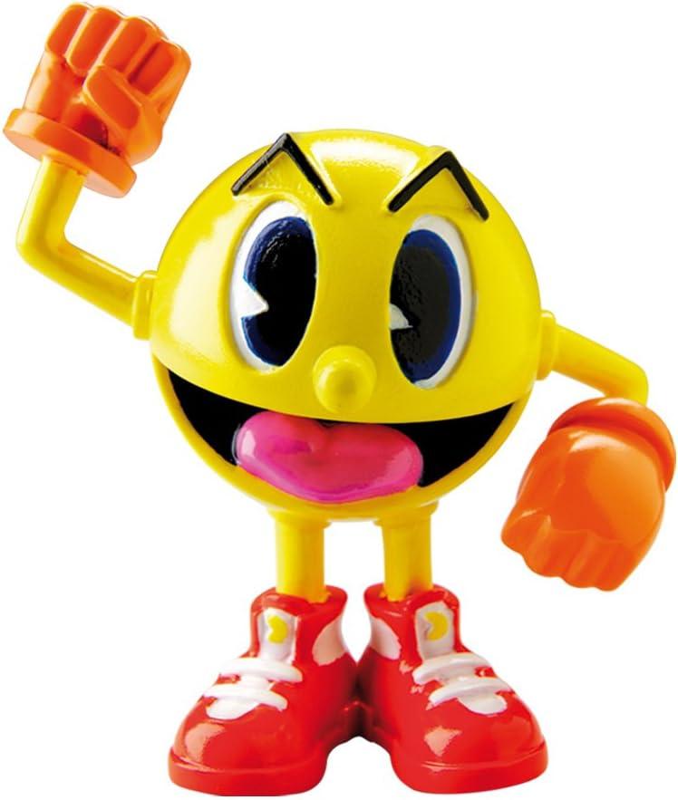 Pac Man - Figura básica Pacman 1 (Bandai 39011): Amazon.es ...