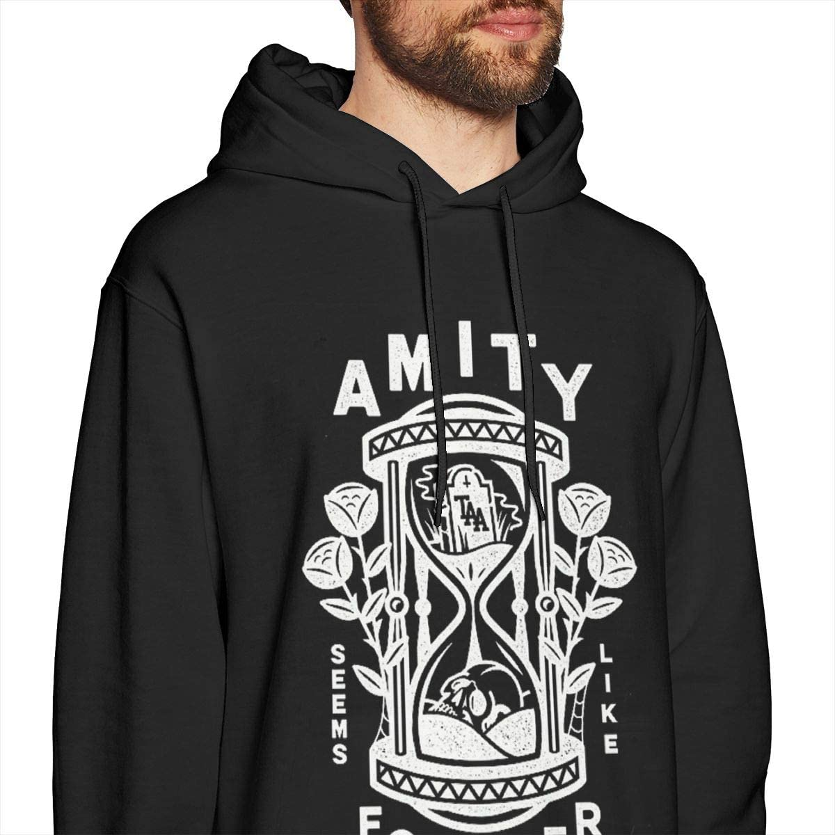 Lemonationob The Amity Affliction Cool Mens Hoodie Without Pocket
