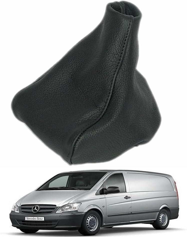 Funda para Palanca de Cambio para para Mercedes Vito W639 Bj.2003 – 2012 Real del Automóvil piel nuevo: Amazon.es: Coche y moto