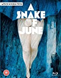 A Snake of June [Blu-ray]