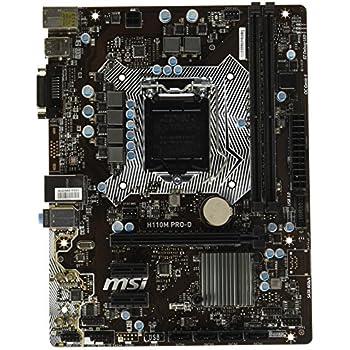 Amazon.com: GIGABYTE GA-H110M-S2H LGA1151 Intel H110 Micro ...