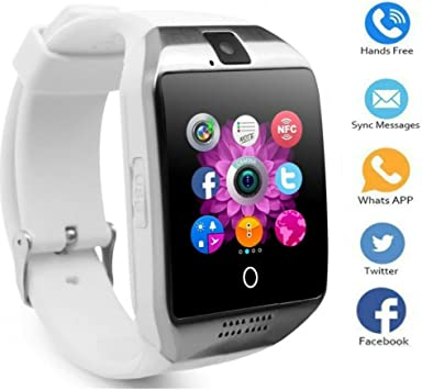 Smart Watch Teléfono, TKSTAR Pantalla táctil Q18 Android Smart ...
