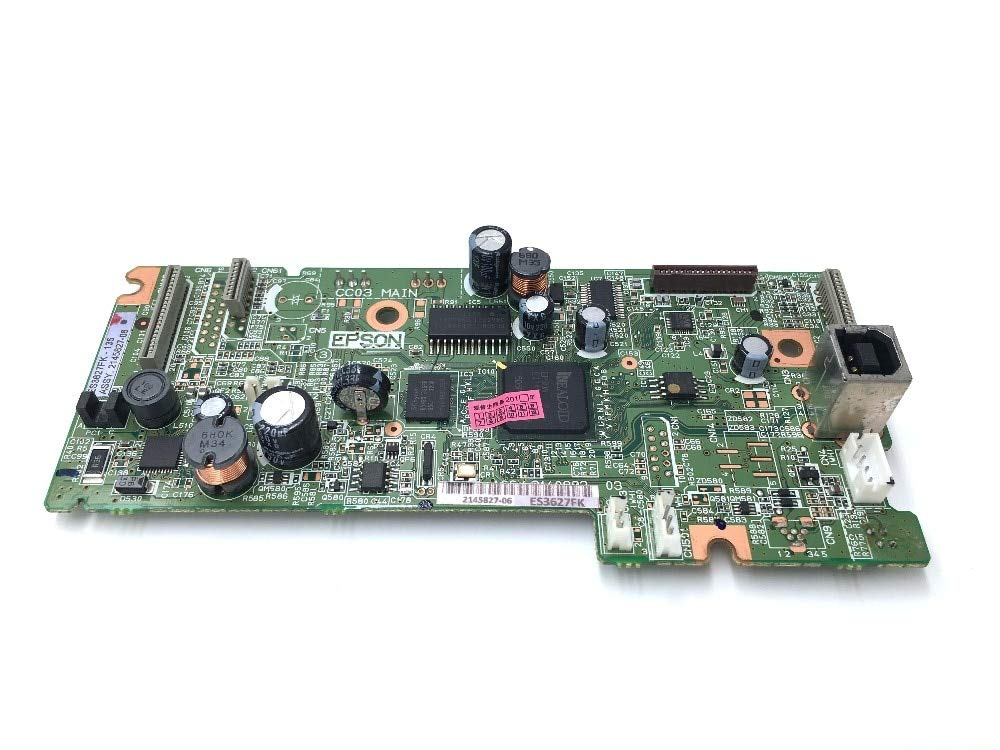 Printer Parts 100% New Original 2145827 Yoton Board Logic Main Board for Eps0n L355 L358 Printer Mother Board
