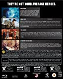 4 Film Favorites: Comics Collection ( Watchmen / Jonah Hex / The Losers / A History Of Violence) [Blu-ray]