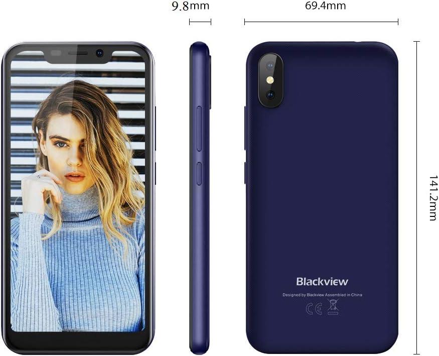 Blackview A30 Telefonos Moviles Smartphone Baratos Dual SIM 5.5 ...