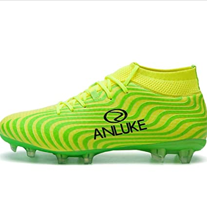 9a51ff80c XUE Men's Knit Soccer Shoes/Soccer Cleats/Football Boots Football/Soccer  Anti-