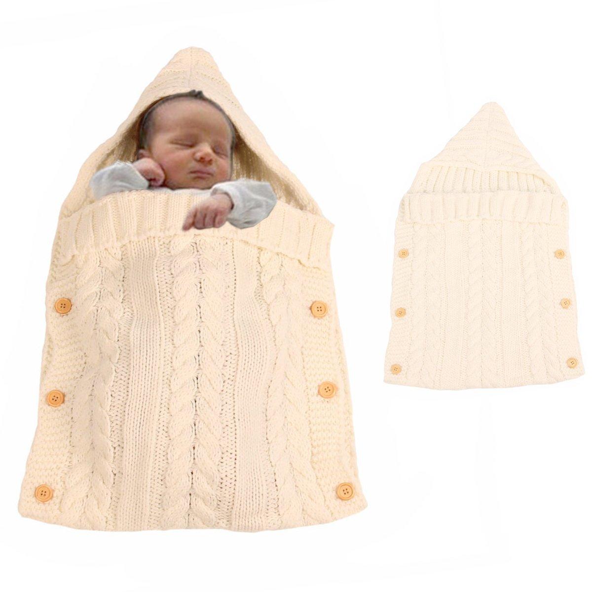 Bebé de Manta Saco de dormir, Vandot Bebé Recién Nacido Wrap Swaddle ...