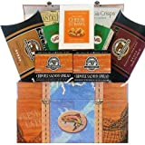 Art of Appreciation Gift Baskets Smoked Salmon and Seafood Gift Box by Art of Appreciation Gift Baskets