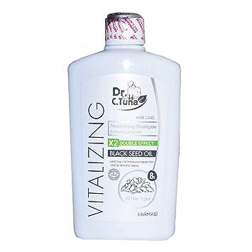 Amazon.com: Champú de aceite de semillas negras, vitalizador ...