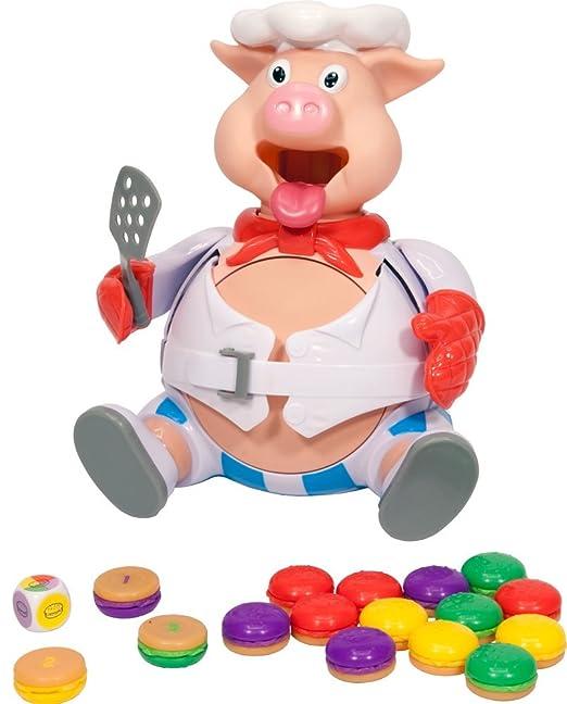578 opinioni per Hasbro 17496103- Otto il Maialotto che fa il Botto Gioco da Tavolo