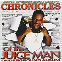 Chronicles of the Juice Man: Underground Album