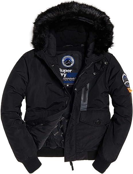 Superdry Everest Bomber, Jacke für Männer: : Bekleidung