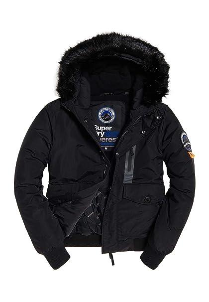 factory price 87c85 4113a Superdry Everest Bomber, Jacke für Männer: Amazon.de: Bekleidung