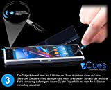 iCues Sony Xperia Z1 TPU Rubber Gel Soft Silicone