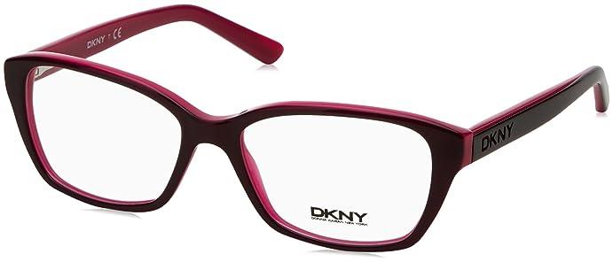 dkny dy4668 eyeglass frames 3686 53 bordeaux pink - Dkny Frames