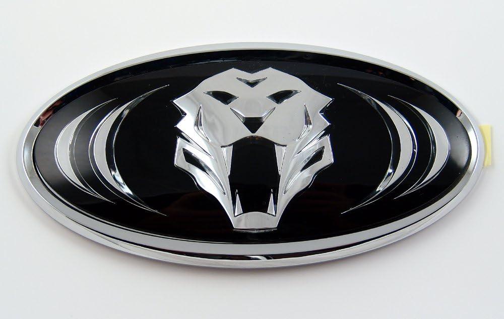 ix35 Emblem Tiger f/ür Heckklappe Heck Logo Tuning Heckemblem