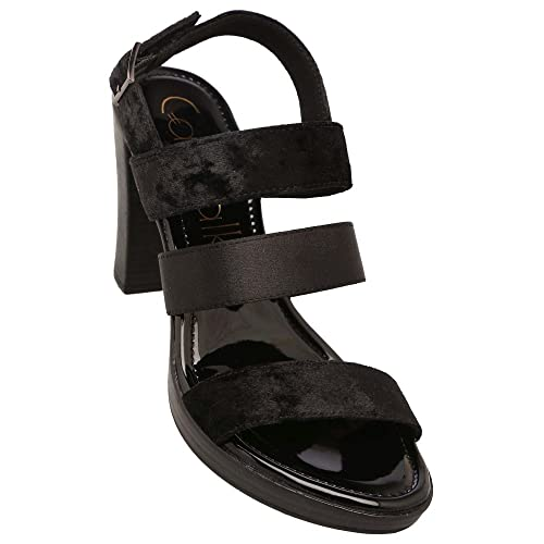 9dc8c7426 Catwalk Womens Party Wear Buckle Closure Heels  Buy Online at Low Prices in  India - Amazon.in