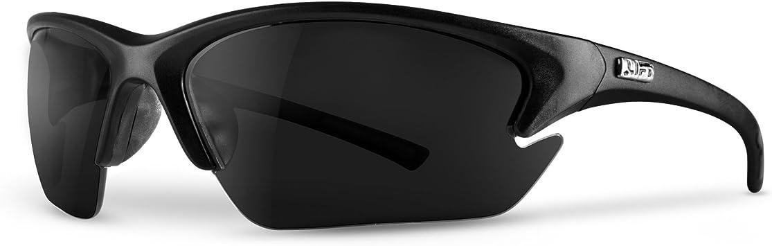 Black Frame//Amber Lens LIFT Safety Quest Safety Glasses