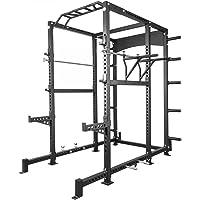 Gorilla Sports Extrême Power Rack - Cage à Squat