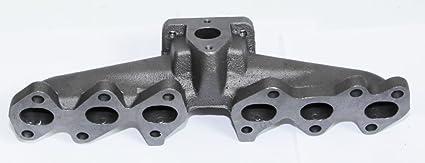 Cast Exhaust Manifold For 1993-1998 Toyota Supra MK4 2JZGTE  2JZ T4 Flange