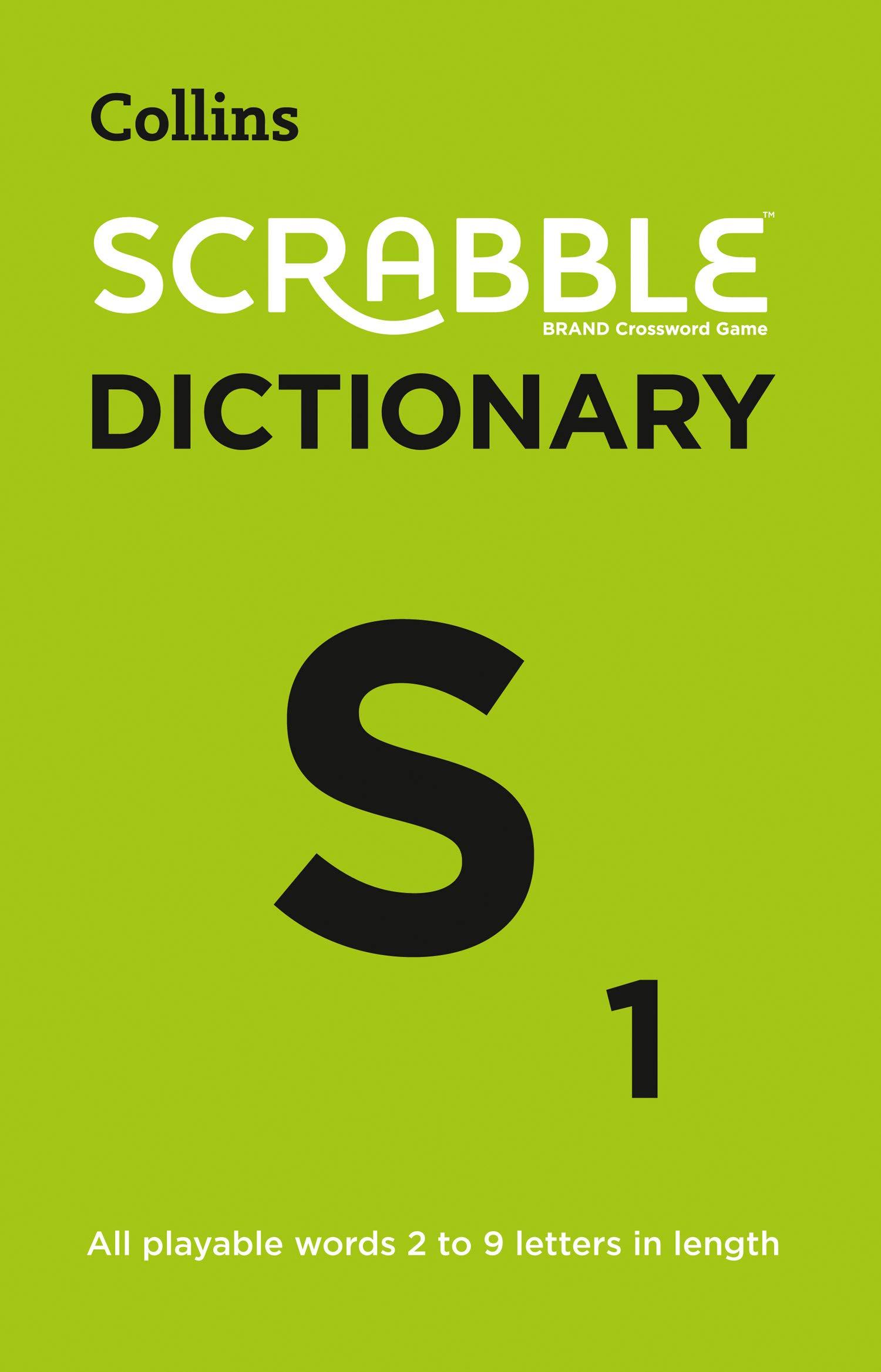 SCRABBLE® Dictionary: The official SCRABBLE® solver – all playable words 2 – 9 letters in length: Amazon.es: Collins Dictionaries: Libros en idiomas extranjeros