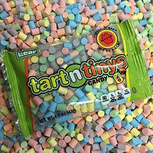 (Classic Tart n' Tinys Candy - 12 COUNT 1.5oz Packs - Fresh Tart and Tiny Candy!)