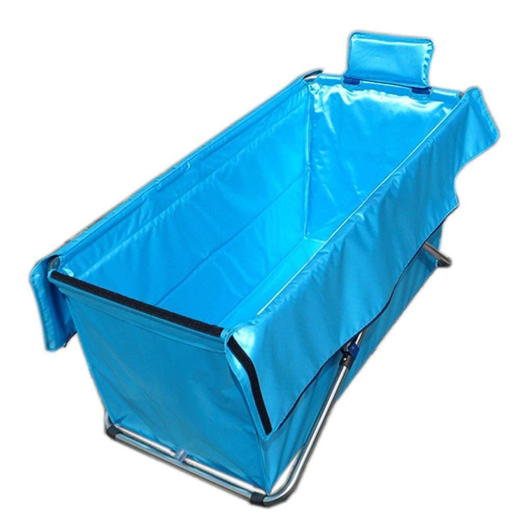 IG Badewannen-aufblasbare Badewannen-faltende Badewannen-Erwachsene Badewannen-Bad-Fä sser, die verlä ngert Werden, verdicken Bad-Isolierung warm #AA