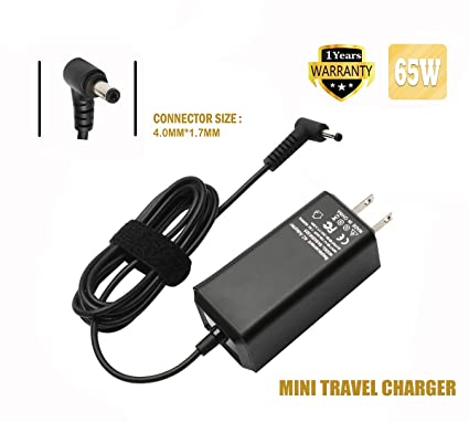 65W Laptop Wall Charger for Lenovo IdeaPad Flex 4 5 6 1470 1480 1570; 110 110s 310 320 330 330s 510 520 530s 710s; Chromebook-100s 80QN N22 N42; Yoga ...