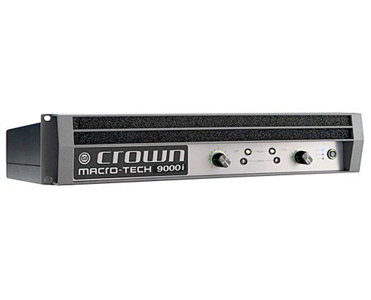 Amazon.com: Crown MA 9000i Stereo Power Amplifier (3500W x 2): Musical Instruments