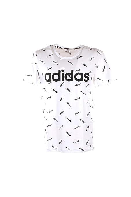 get cheap factory outlet new arrivals adidas Originals AOP T-Shirt Herren weiß/schwarz, L (52/54 ...