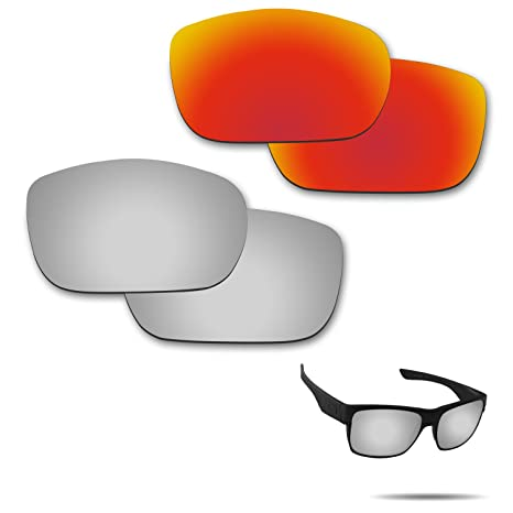 202bb27032 Amazon.com  Fiskr Anti-Saltwater Polarized Replacement Lenses for ...